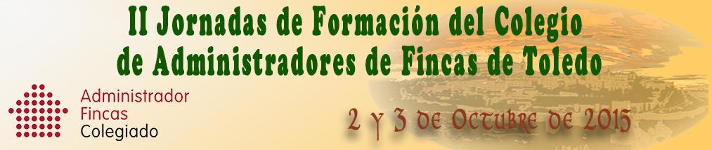 II Jornadas de Formación del CAF Toledo